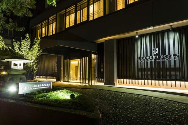 ホテル龍名館お茶の水本店 外観