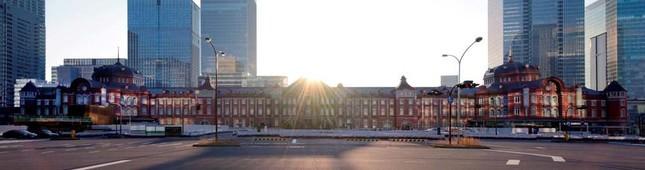 2015年11月2日に開業100周年を迎える東京ステーションホテル
