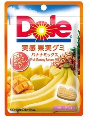 「ドールグミ(バナナミックス)」