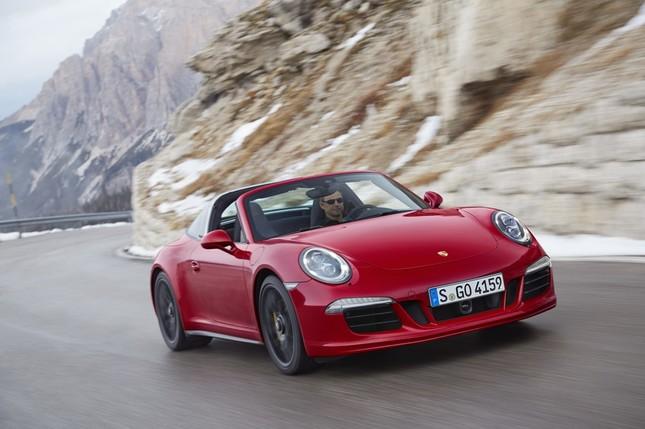 911タルガ4 GTS