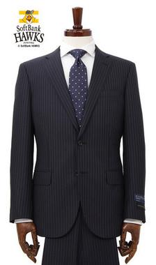 「福岡ソフトバンクホークス」公式スーツ