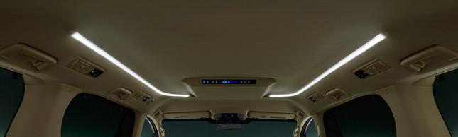 LEDルーフカラーイルミネーション(白)
