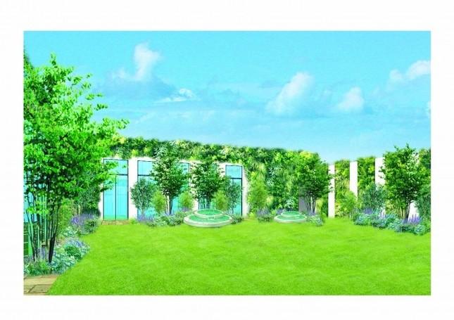 緑あふれるチャペル&ガーデン「Blossomole(ブロッサモーレ)」