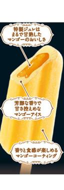 マンゴーのおいしさを凝縮