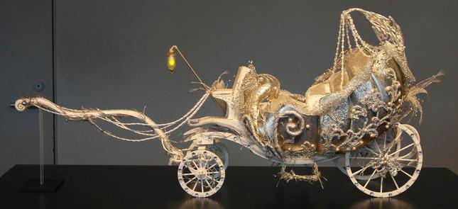 K-BALLET COMPANY 「シンデレラ」馬車模型