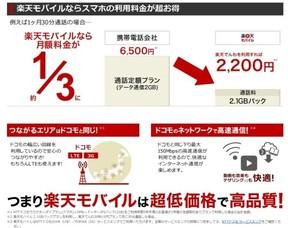 「格安SIM」の契約は意外に難しくない 楽天モバイルなら簡単で快適!