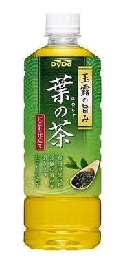 葉の茶 玉露の旨み(600ミリリットル入りペットボトル)