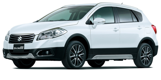SX4 Sクロス クールホワイトパール