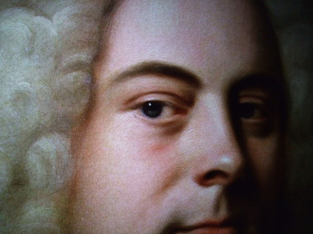 ヘンデルの肖像画