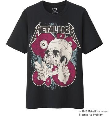 (C)2015 Metallica under license to Probity
