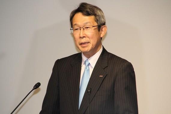 NTTドコモの大松澤清博常務