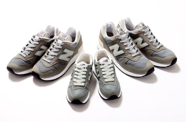 「M1300(Men's&Ladies')」、「K1300(Kids)」