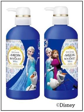 「アナと雪の女王」限定ボトル
