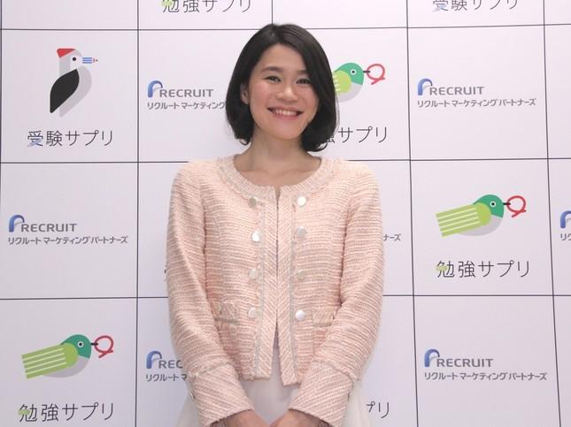 NPO法人CANVASの石戸奈々子さん