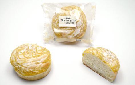 三島甘藷のモンブラン&ホイップ