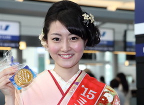 ミス日本グランプリはANA関連会社に内定 「志望動機」模範解答に社長も喜ぶ