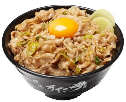 すた丼/生姜丼