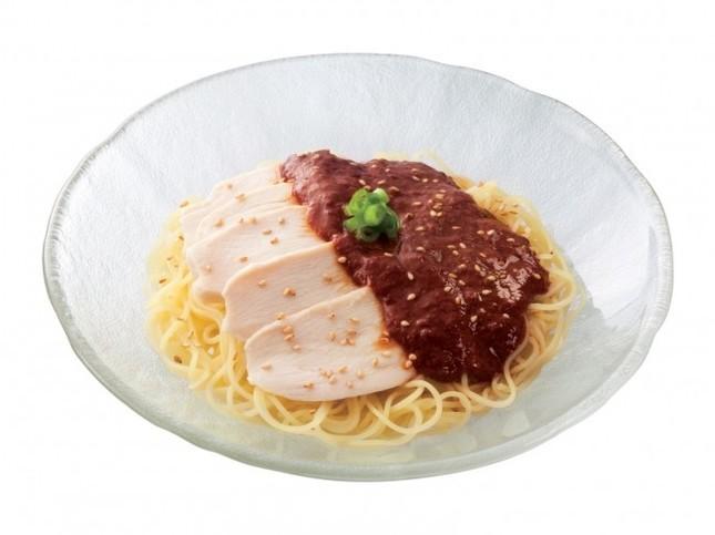 四川棒々鶏涼風麺