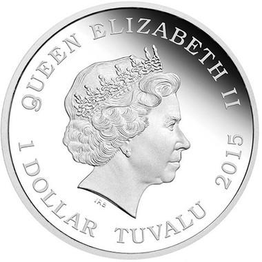 共通の表面は女王エリザベス2世肖像
