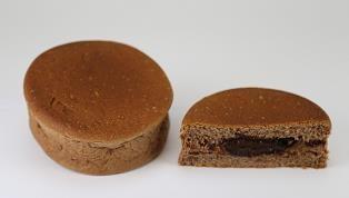 「生チョコ&チョコクリームパン」