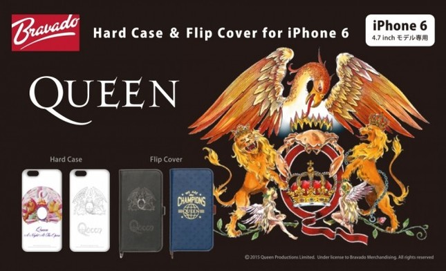 Flip Cover for iPhone 6 クイーン