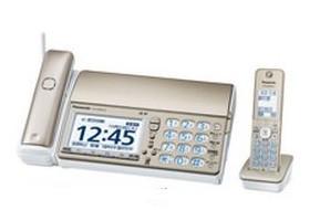 振り込め詐欺や迷惑電話の対策機能を強化!(写真は「おたっくす KX‐PD604DL‐N」