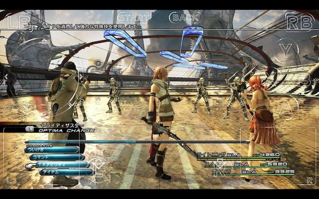 PS3版の美麗なグラフィックをスマホで再現