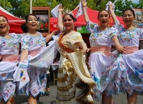 GWは南北アメリカに行った気分で踊って、歌って、食べて! シンコ・デ・マヨ・フェスティバル2015