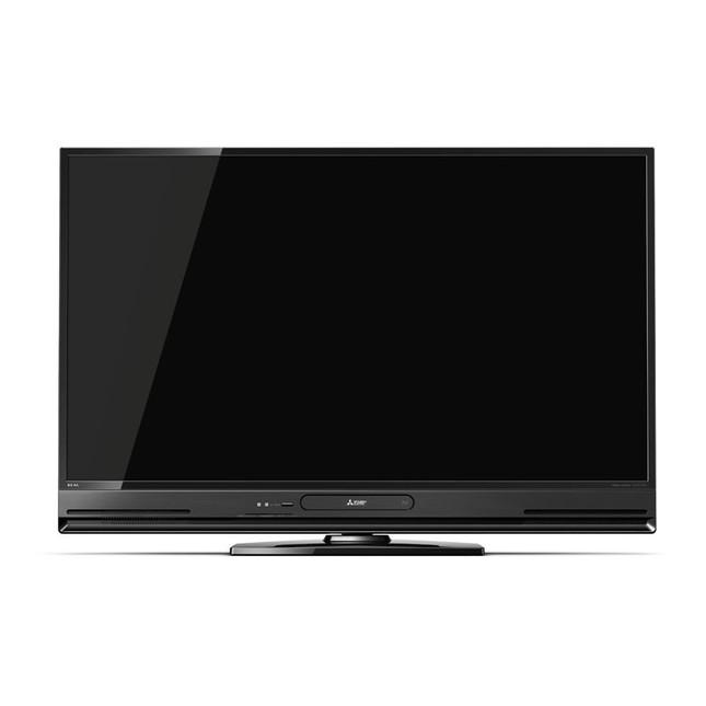 配線すっきりのテレビ+レコーダー一体型