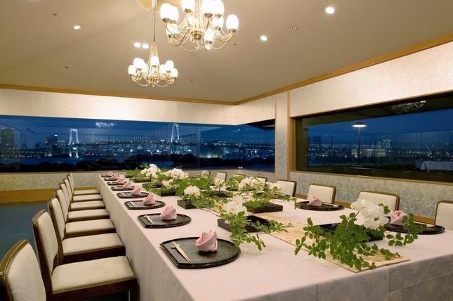 日本料理「さくら」内宴会場「潮風」
