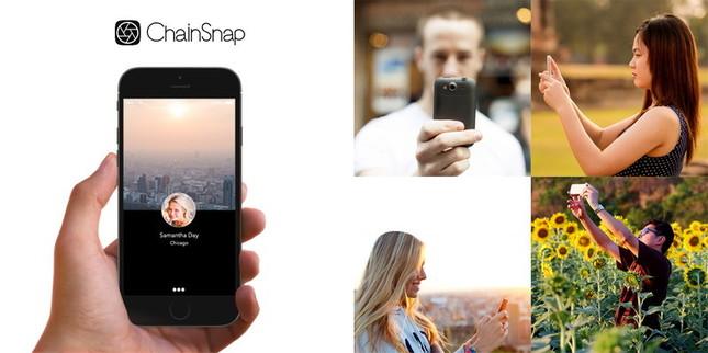 「ChainSnap」がひらく新しいコミュニケーション体験