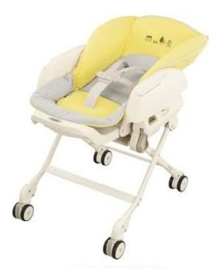 オルゴールのような音が、赤ちゃんを眠りに誘う…