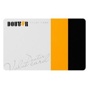 ドトールコーヒー専用プリペイドカード 10月から店舗で取り扱い