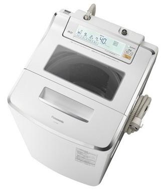 見やすく、操作しやすい「ホワイトタッチ液晶」を採用!