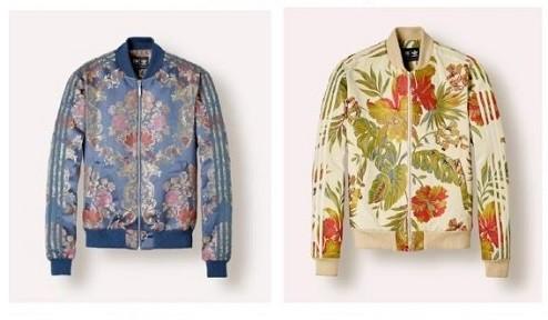 フローラル刺繍が美しいコラボコレクション