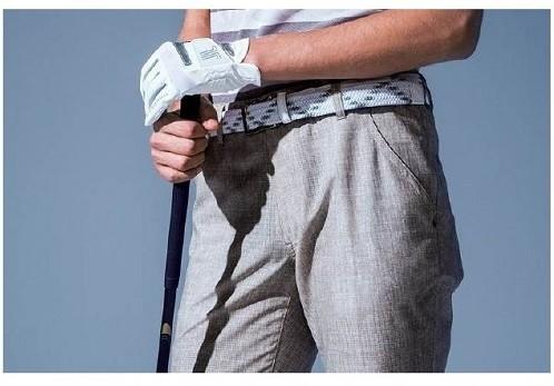 通気性に着目したパンツで夏のゴルフシーンも快適に!