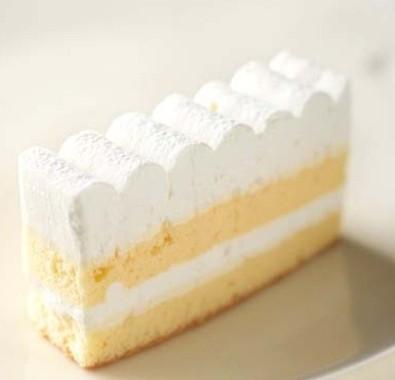 ふんわりチーズケーキ