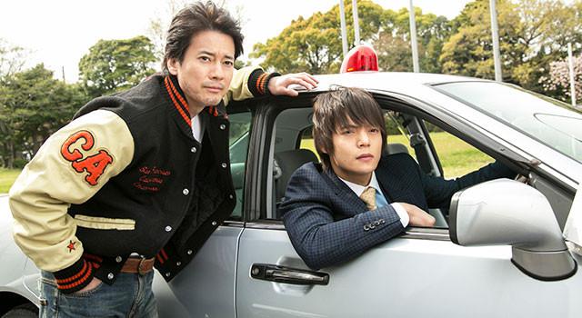 唐沢寿明(左)と