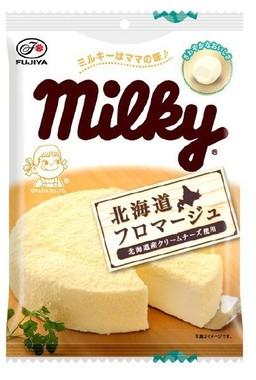「ミルキー(北海道フロマージュ)袋」