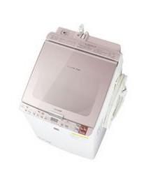 洗剤の効果を素早く引き出す「パワフルシャワー」も搭載!(写真は、「ES‐GX850」ピンク系)