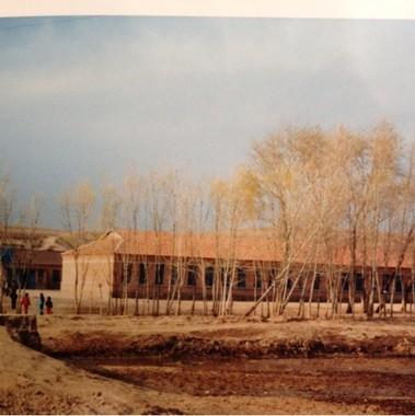 6年間通った沙蘭小学校(1987年撮影)