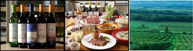 雄大な十勝平野を観光、男女グループで北海道グルメやワインを楽しむ