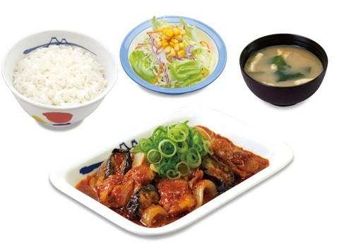 25日15時まで「鶏の甘辛味噌炒め定食」注文でライス大盛無料