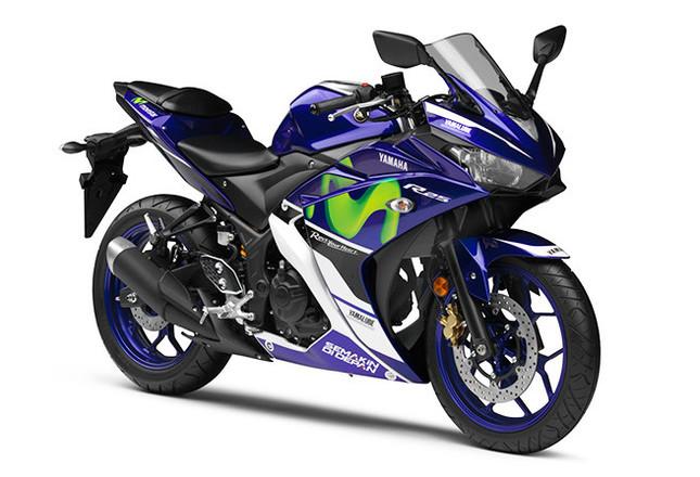 MotoGP参戦車を再現したカラーリング