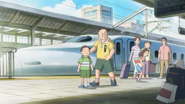制作陣はジブリ作品でタッグを組んでいたプロデューサーの西村義明氏、アニメーション監督の百瀬義行氏