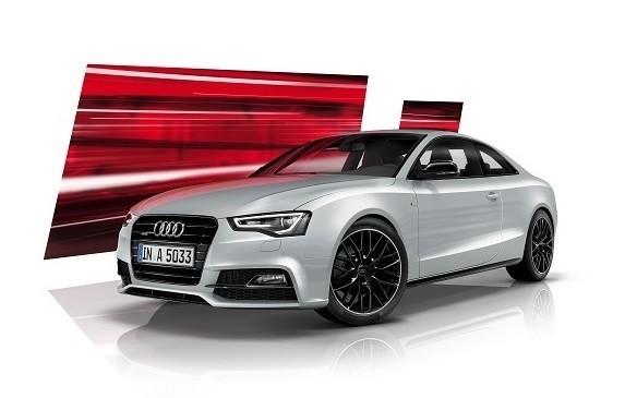 Audi A5シリーズの特別限定車登場!