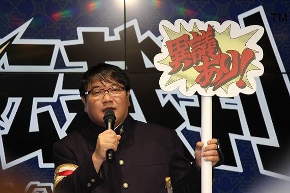 暴露トーク連発に竹山さんも「異議あり!」