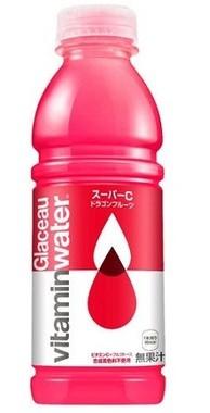 スタイリッシュな「Glaceau vitaminwater」に新フレーバー登場!