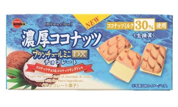 ブランチュールミニDX濃厚ココナッツチョコレート