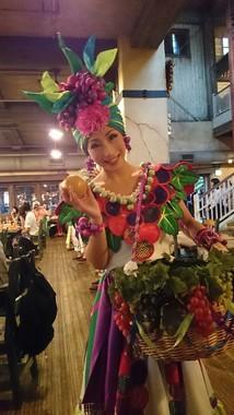 レストラン「ミゲルズ・エルドラド・キャンティーナ」では、食事中に楽しいショーが見られるチャンスも